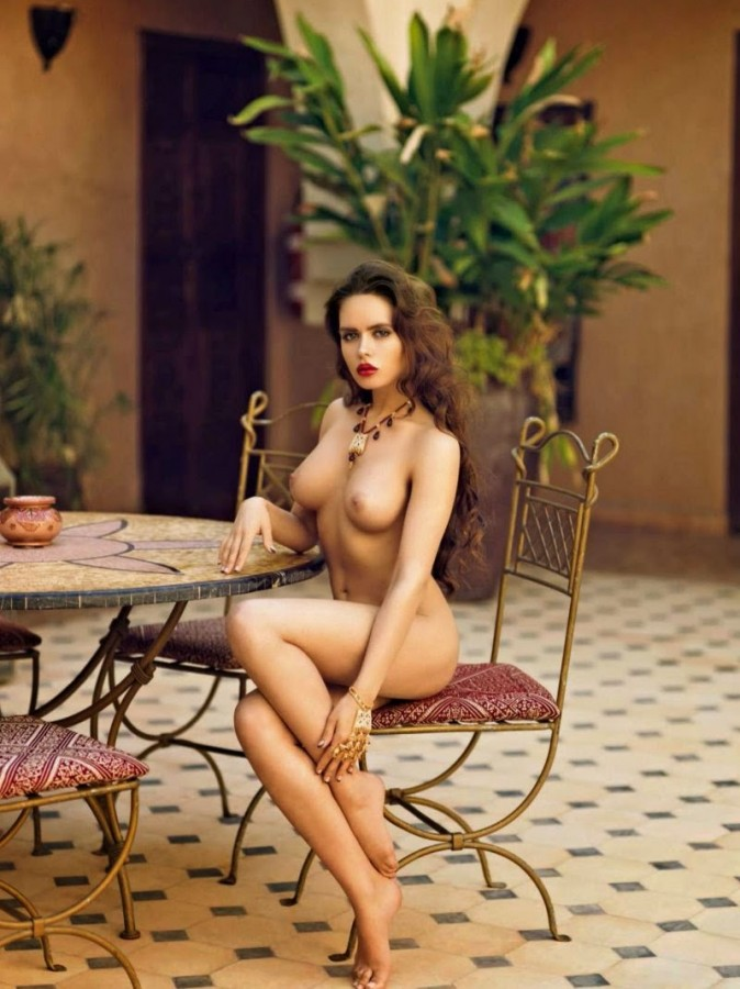 Nadin Svitalskaya Playboy (9)
