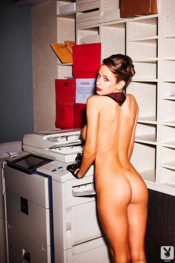 Playboy Playmate of the Month Emily Agnes July 2014