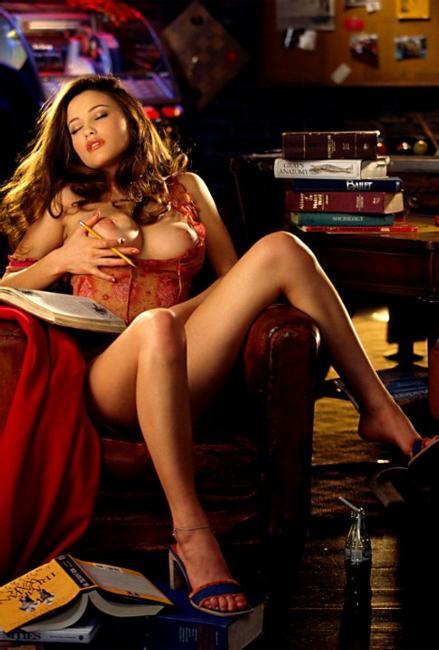 Brooke Berry для журнала Playboy