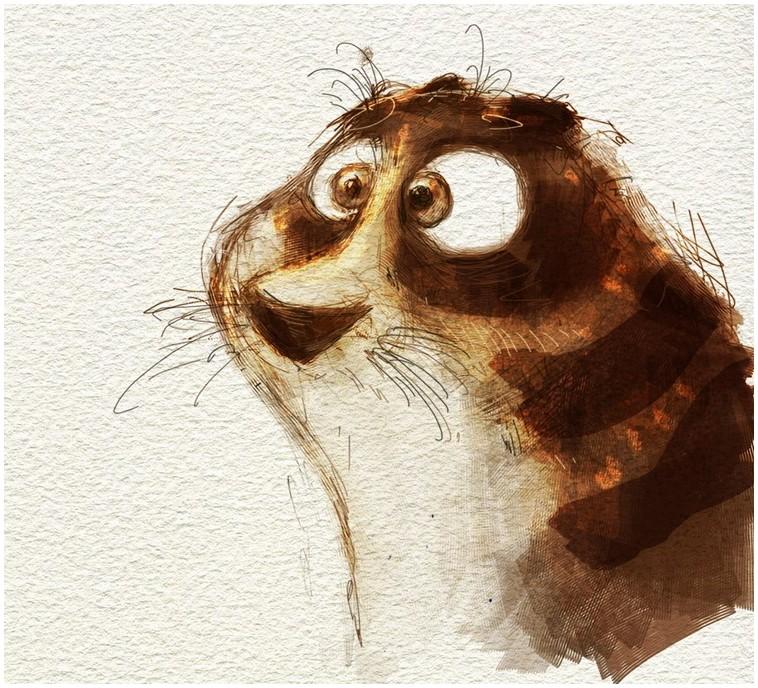 Иллюстрации Dainius Sukys