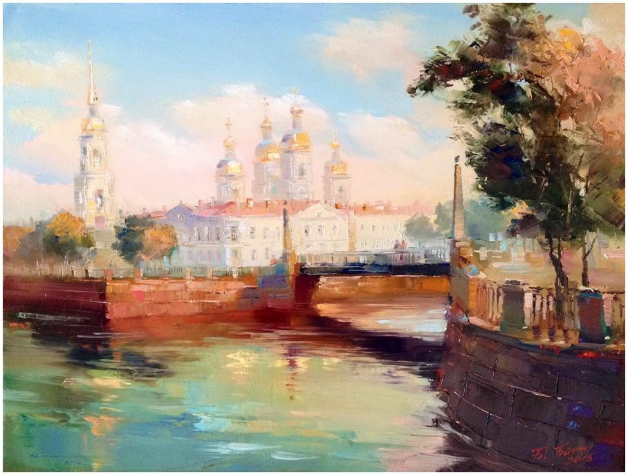 Питер / Художник Бэгги Боем