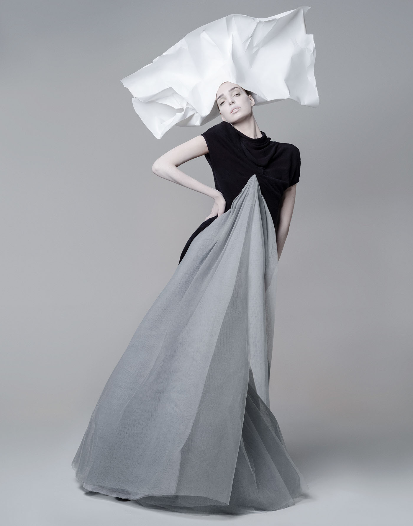 Черно-белое / фото Jose Herrera