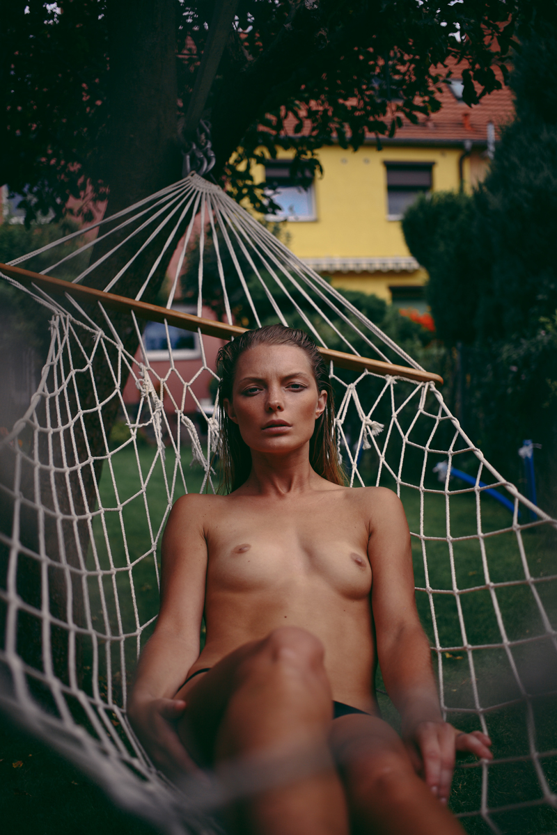 Magdalena Warguła / фотограф Maxwell