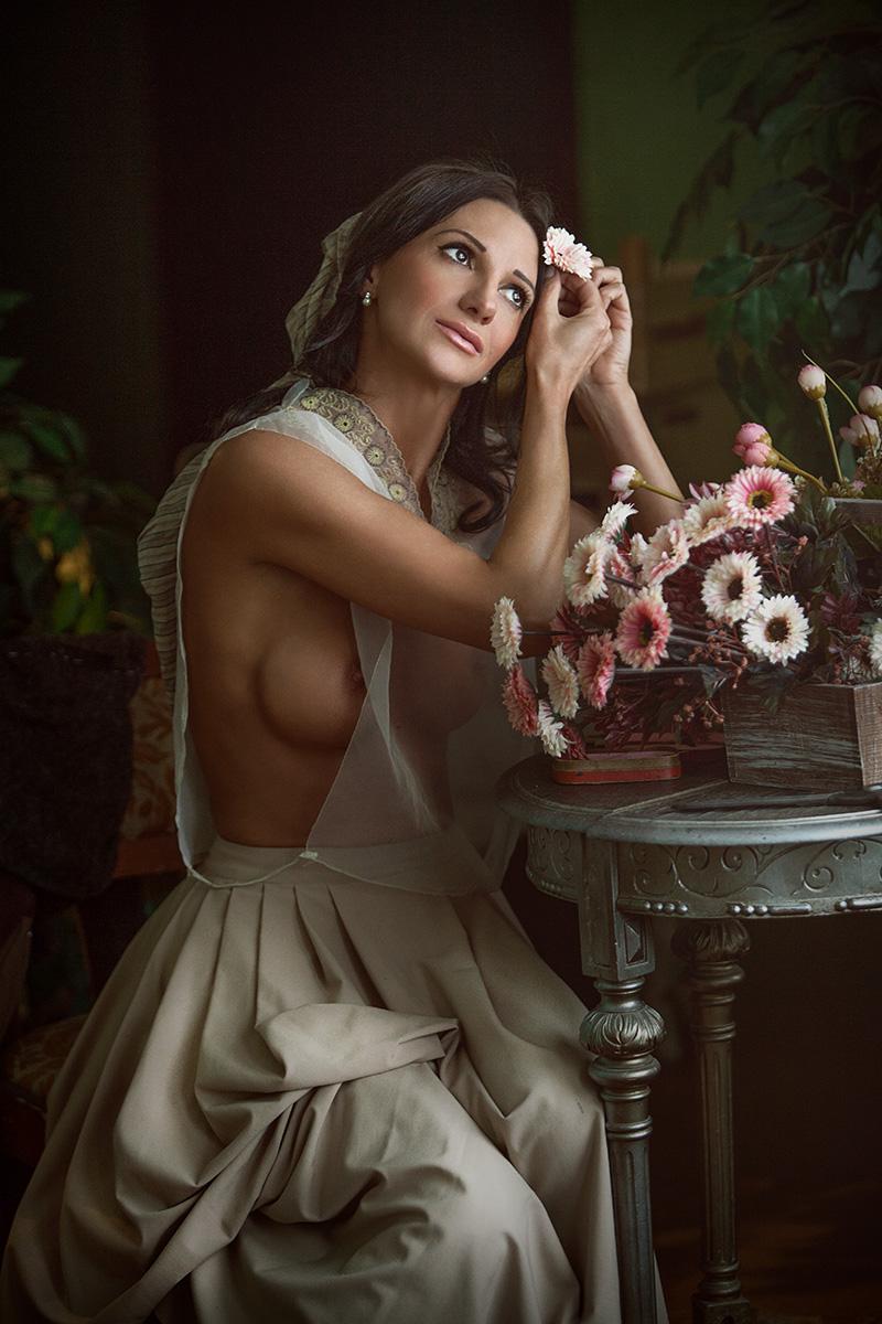 Букет гербер / фото Шаповалов Павел