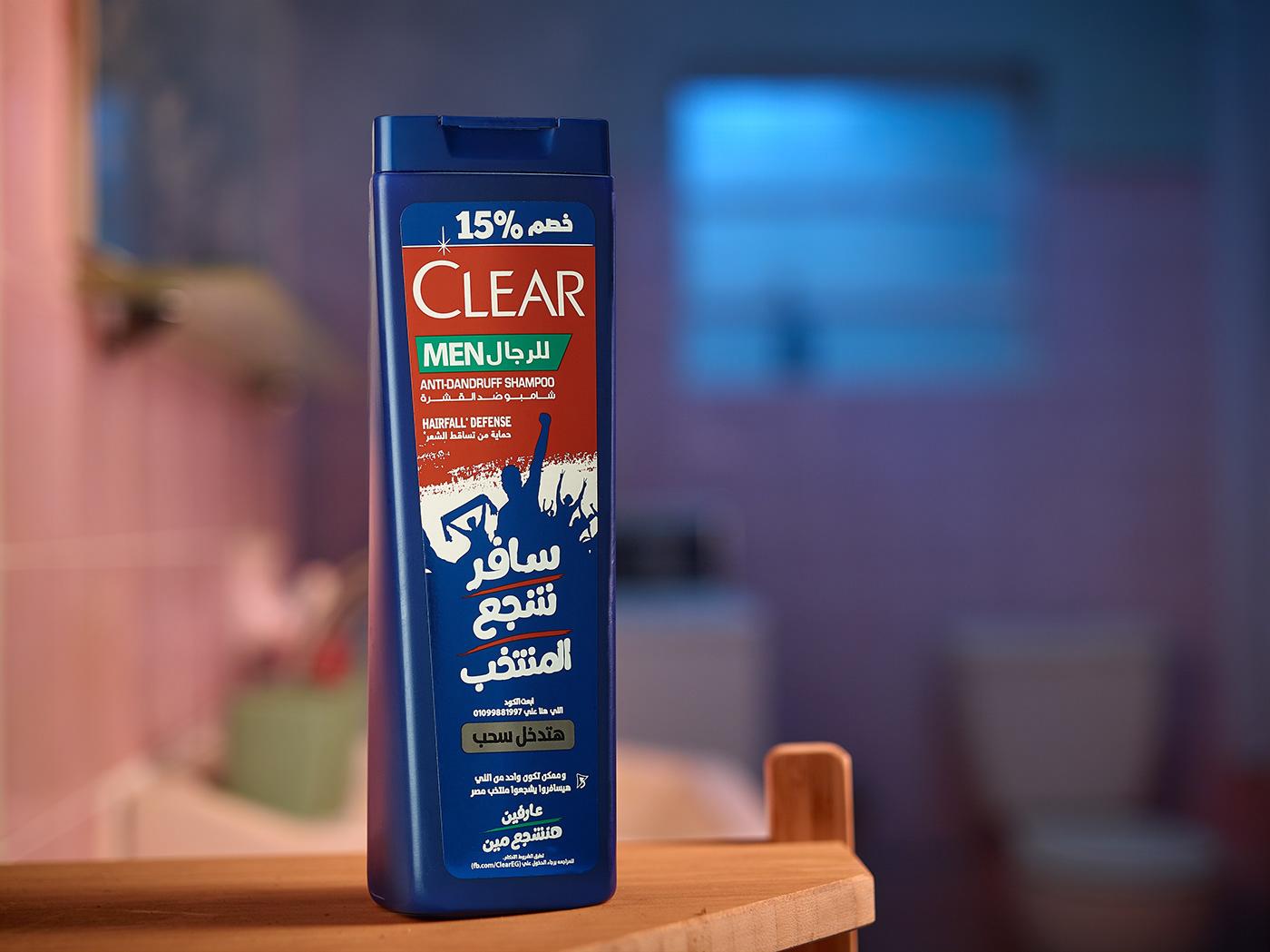 Clear Shampoo / фото Ayman Abbas
