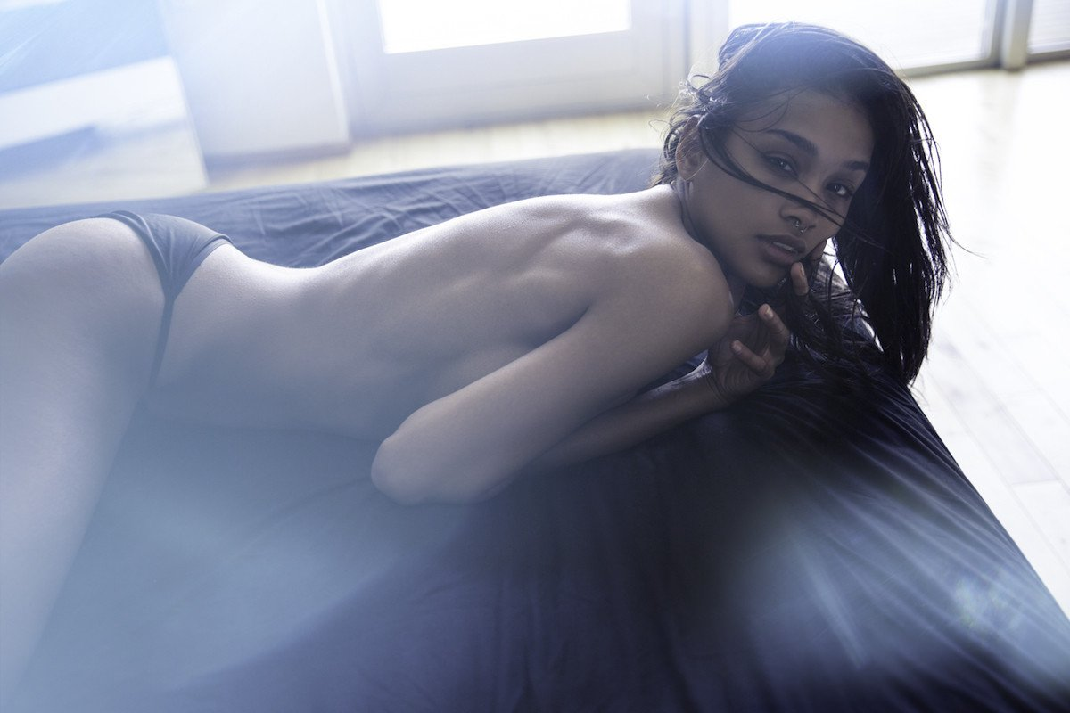 Lisa Marie Jaftha by Randall Slavin