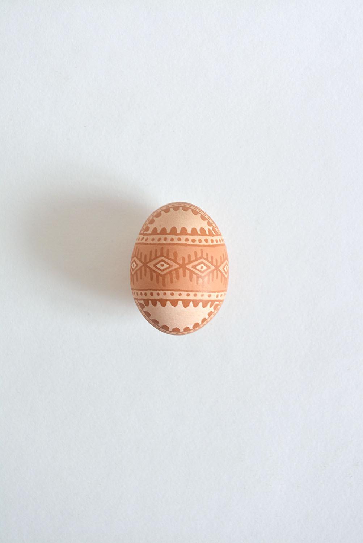 Пасхальные яйца / работа Ira Bilohan