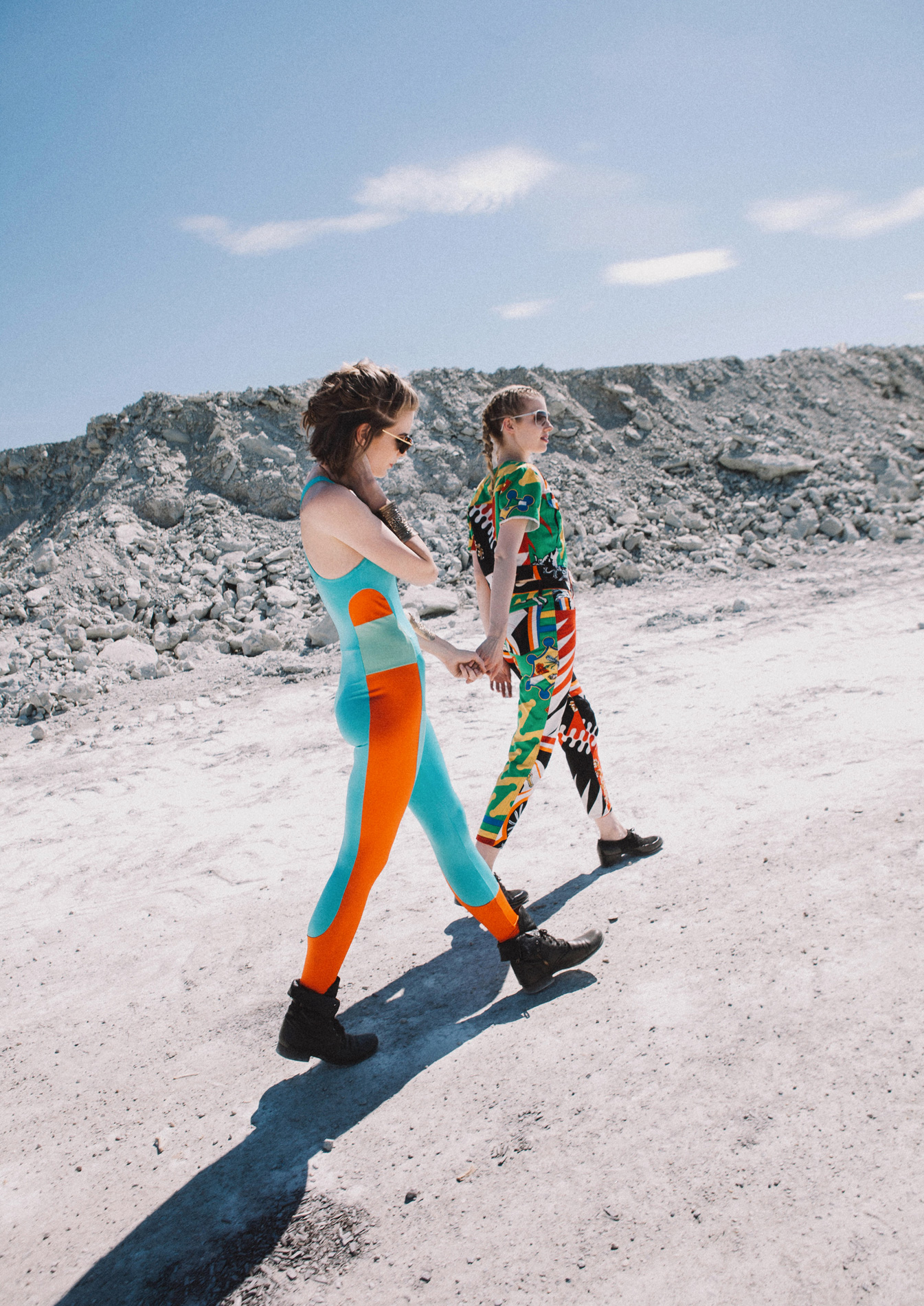Juliana Maria Ohneberg & Nicole Witte by Ugar Araz