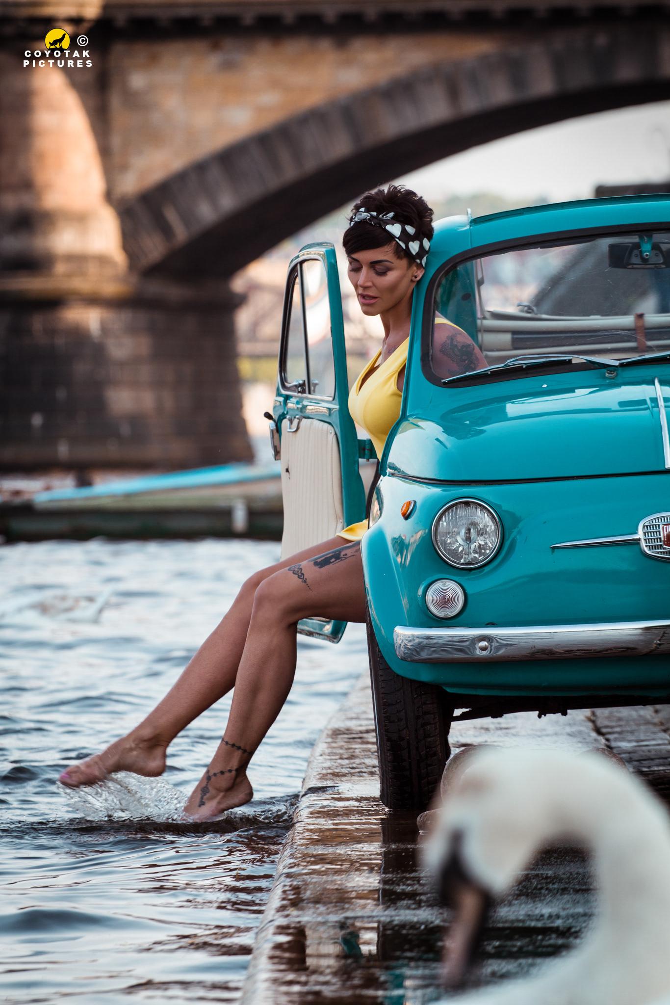 FIAT 500 / фото Coyot Coyotak