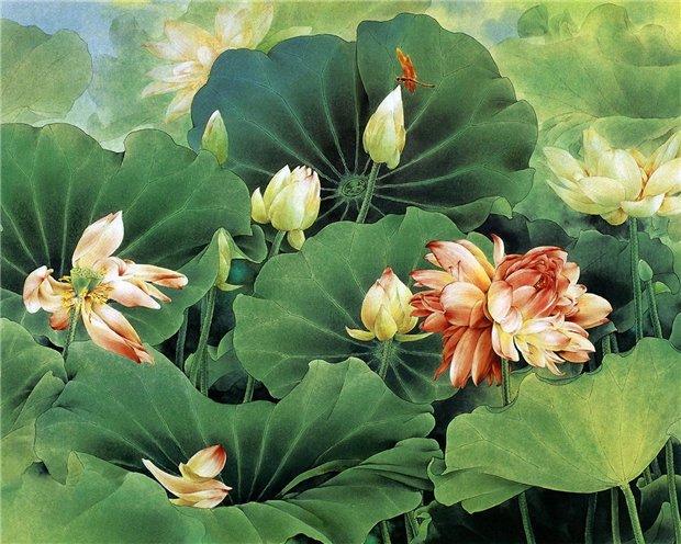 Картины Zou Chuan'an