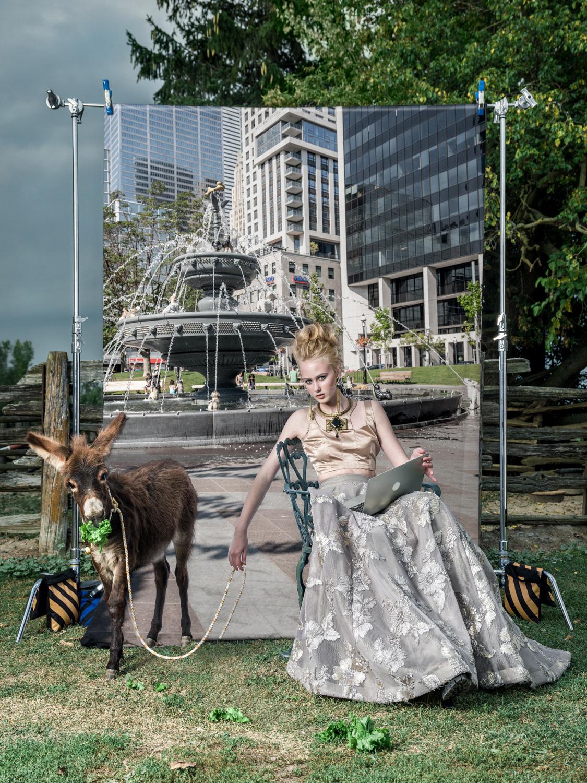 Pastoral Fantasies / фото OZ JOHN TEKSON