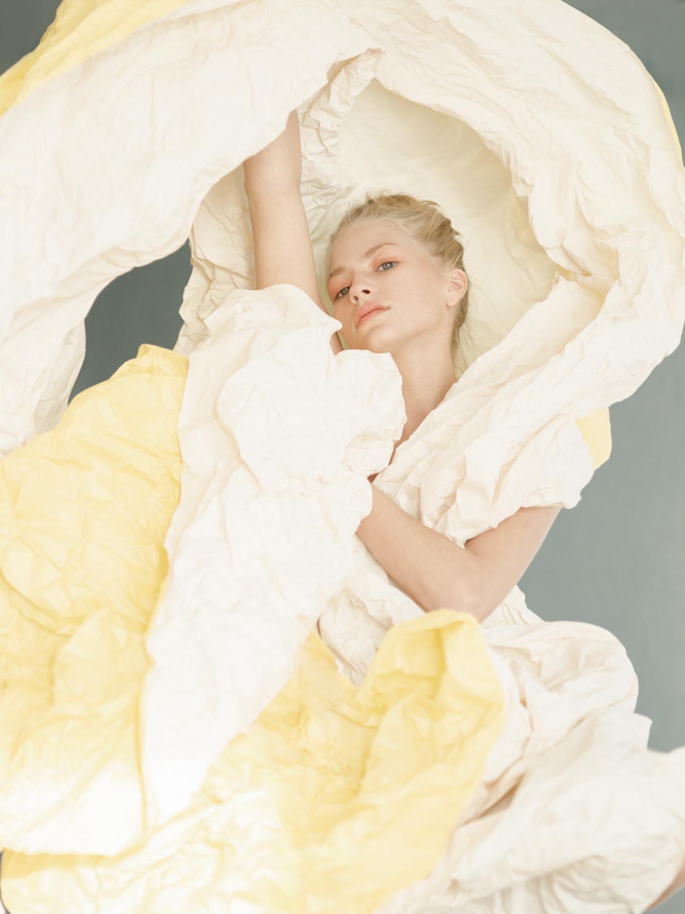 Fragilité - фотограф Elena Iv-skaya модель Sarah Akrour