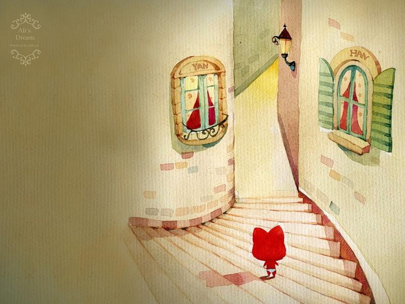 Рисунки Alis Dream