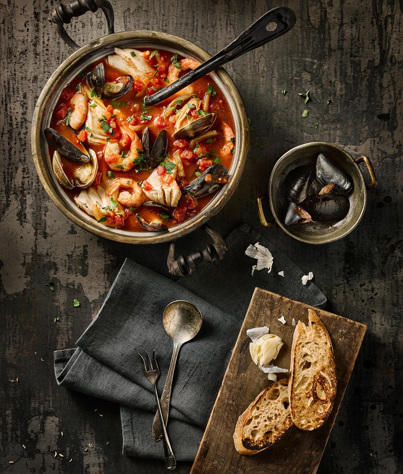 Egg & Potato. Fish & Fowl. Four Seasons of Exploration / фото Greg Stroube