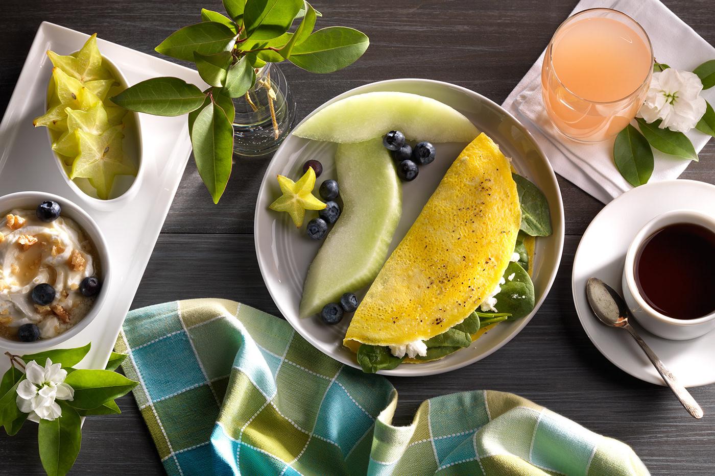 Hilton Food/Beverage / фото Lisa Adams