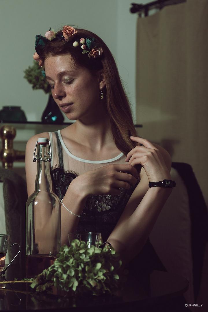 Dark Hydrangea | фотограф k- willy