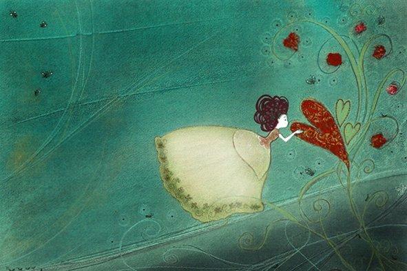 Рисунки Cathy Delanssay