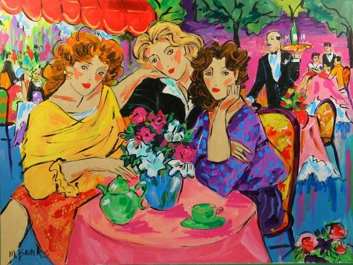 Картины Marcia Banks