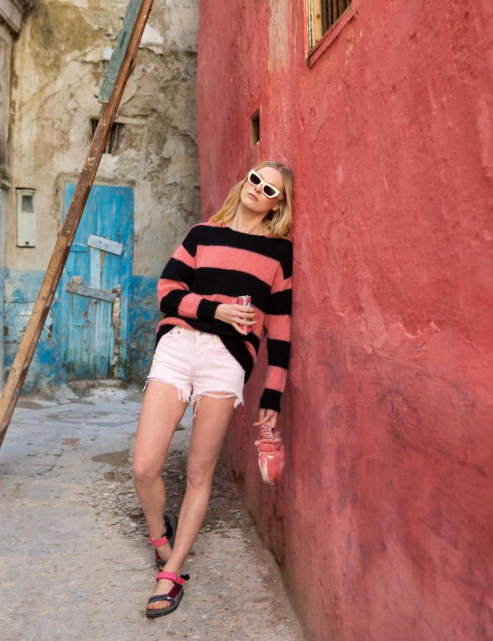 Romy De Vries by Jane Mcleish-Kelsey for Cosmopolitan June 2018