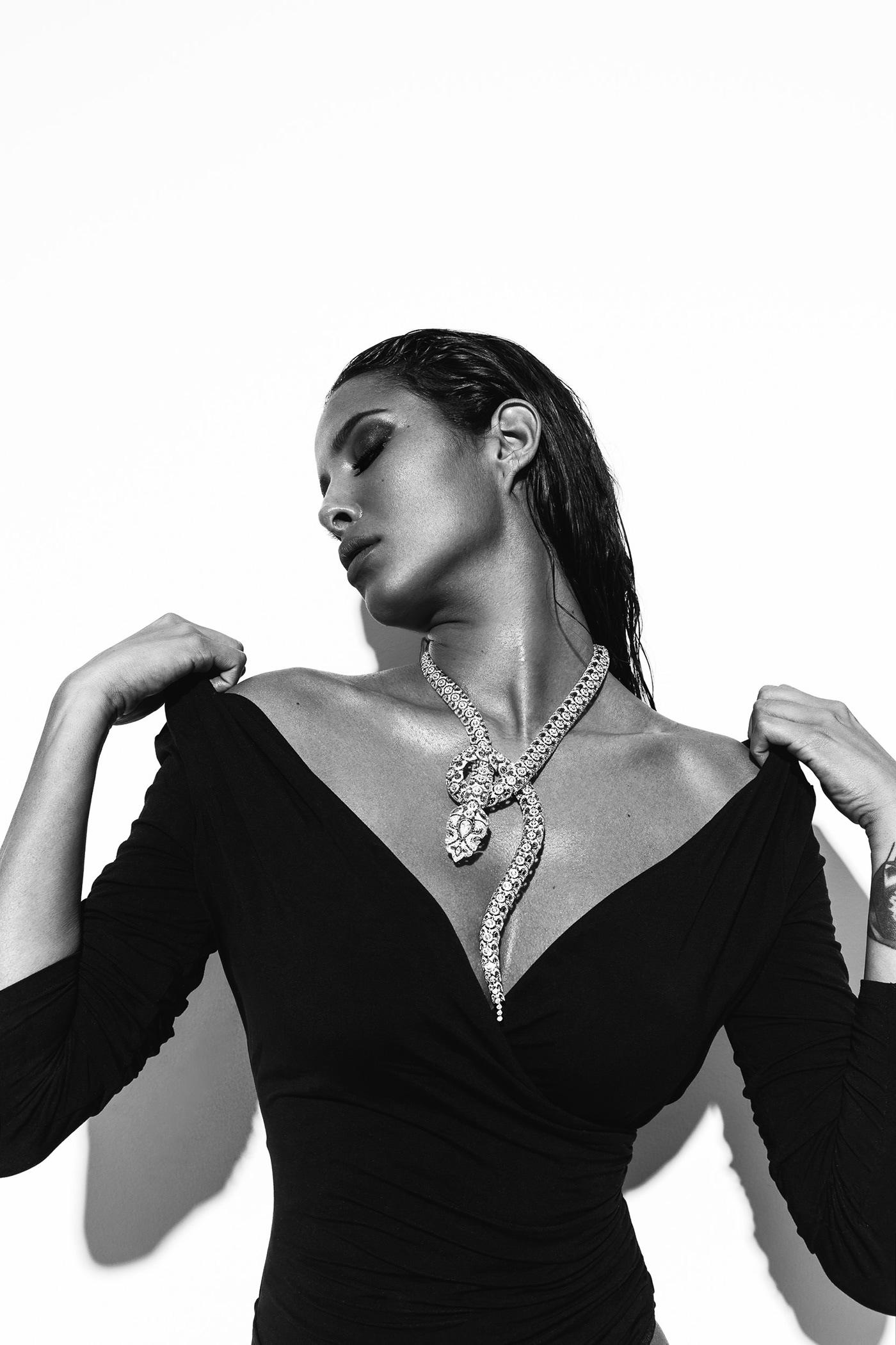 ORLOV Jewelry campaign / фотограф Pierre Turtaut