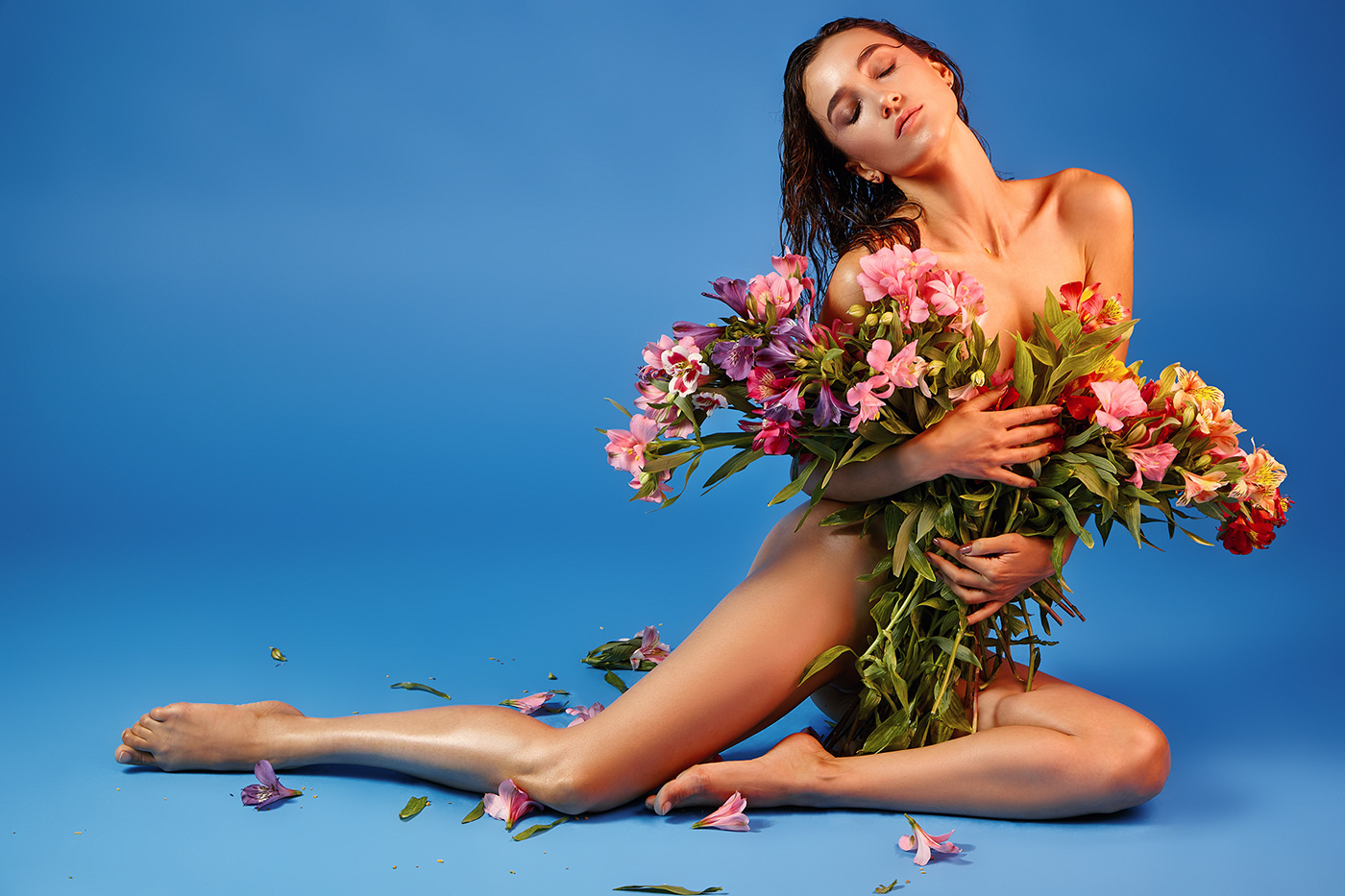 Цветочница / фото Артур Каплун