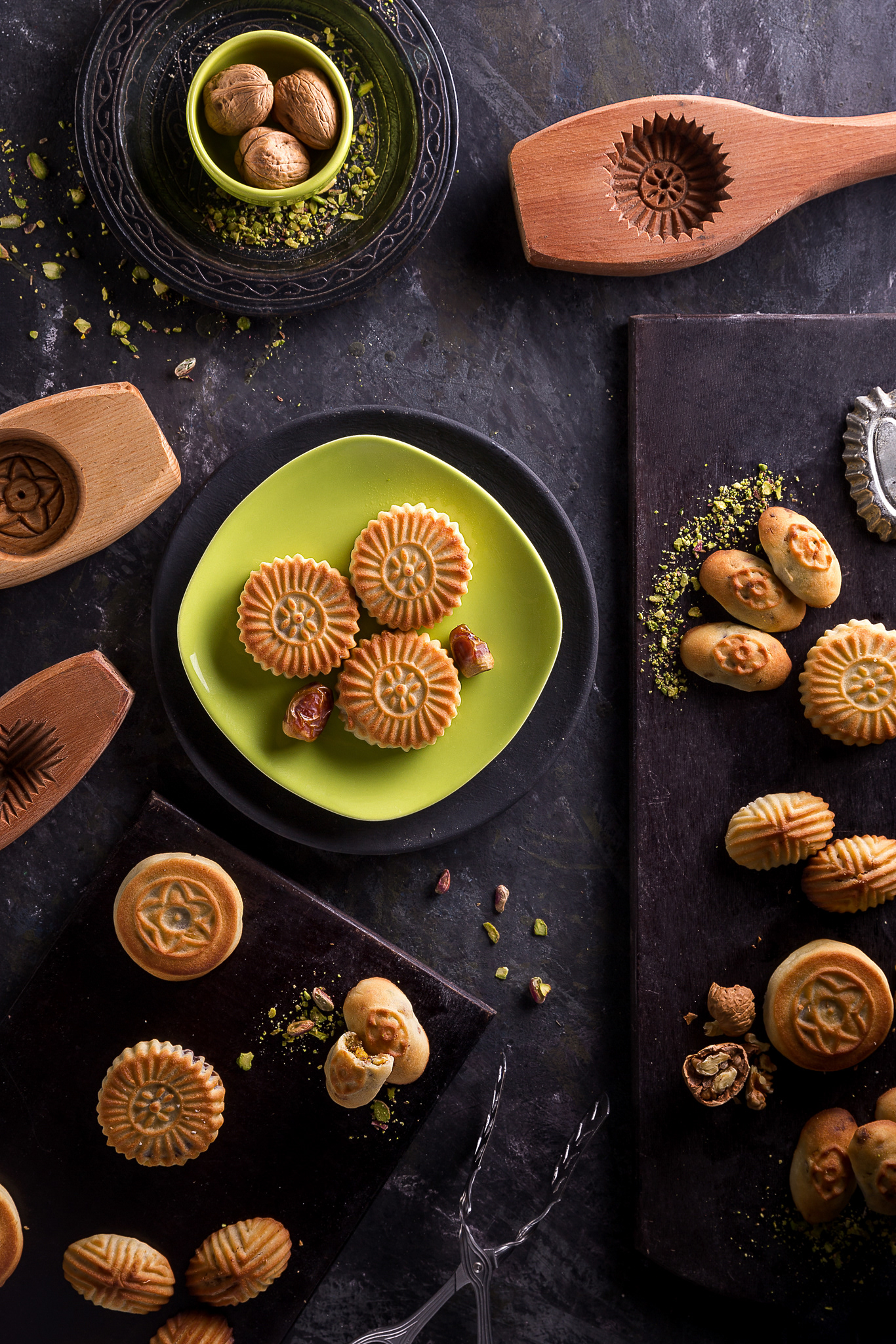 Десерты для Eid Campaign