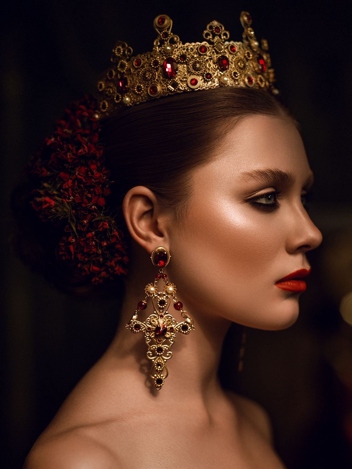 The Queen by Alex Buts - Special for Atlas Magazine