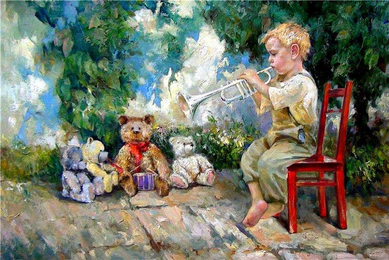 Картины Инессы Морозовой
