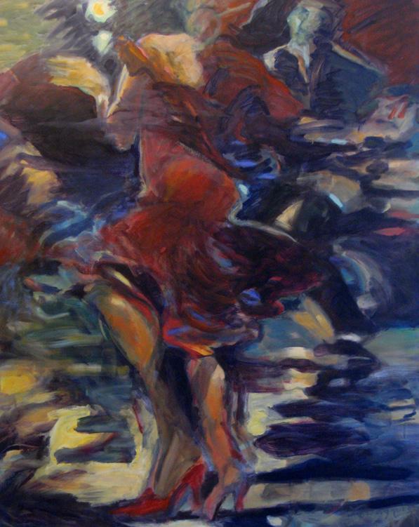 Танец Kathleen Youngquist