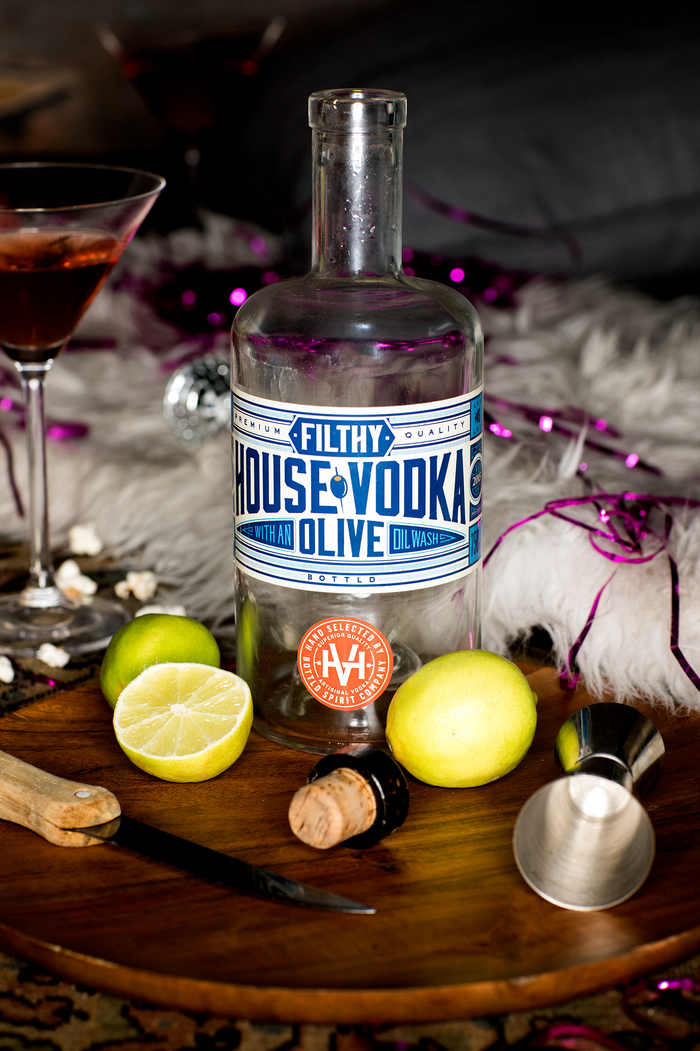 Vodka and Whiskey / фото MARK Studio