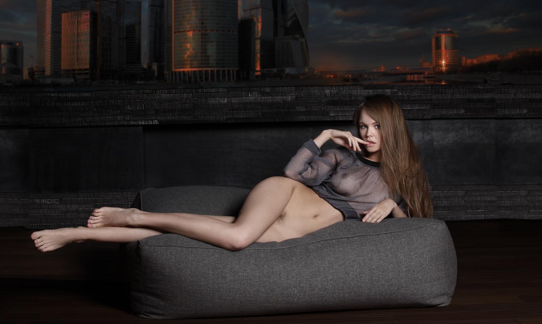 Анастасия Щеглова / фотограф Геннадий Ланге