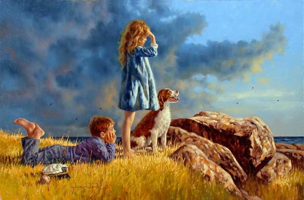 Картины Jim Daly