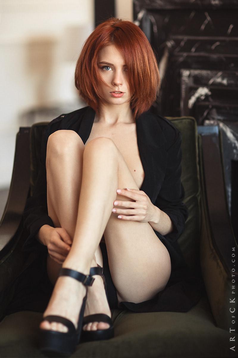 Рыжая Марта / фотограф Степан Квардаков