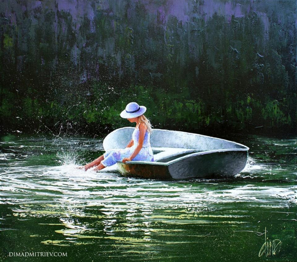 Картины Димы Дмитриева
