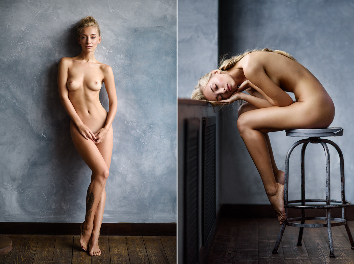 Анна / фото Sacha Leyendecker