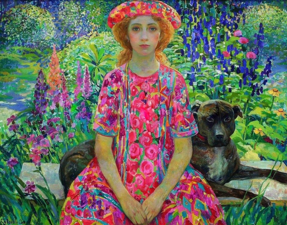 картины Ольги Суворовой