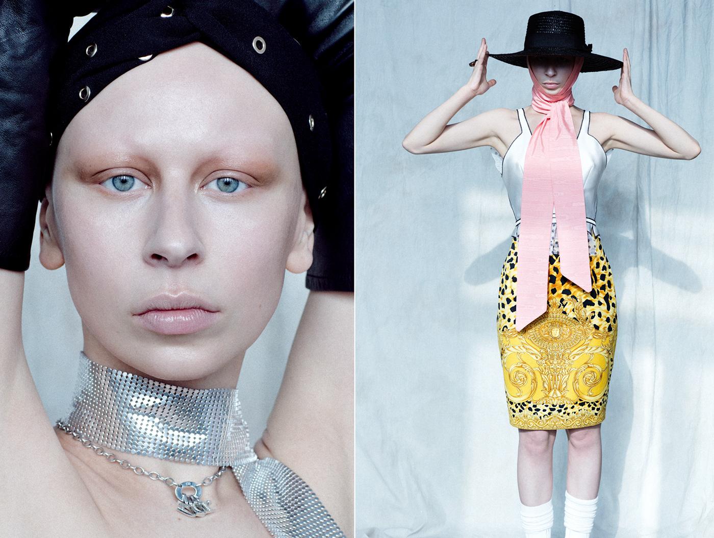 Eclipse for L'Officiel Baltics / модель Zuzanna Bartoszek - фото Aleksandra Zaborowska