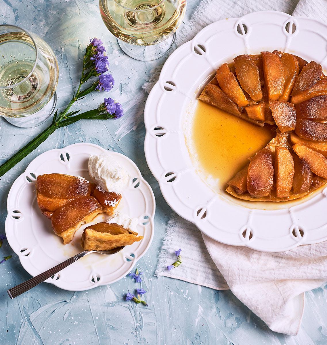 Menú Francés / фото FOOD SHOT