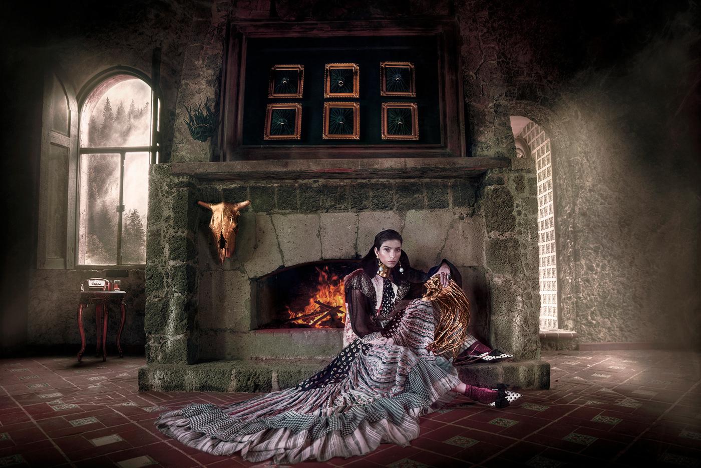 A Lonely Soul / модель Daniela Gommar - фото Jvdas Berra