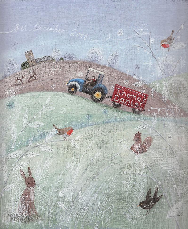 Сельская жизнь Lucy Grossmith