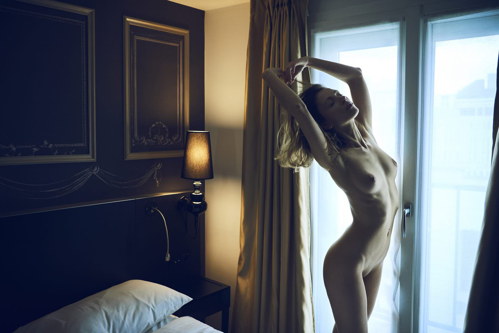 Mélanie Nizette by Stefan Rappo
