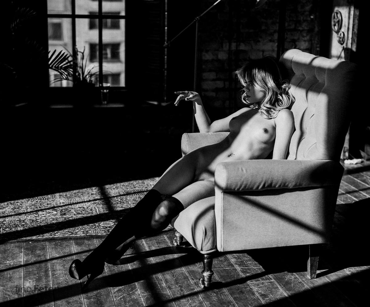 Александра Смелова / фото Михаил Герасимов