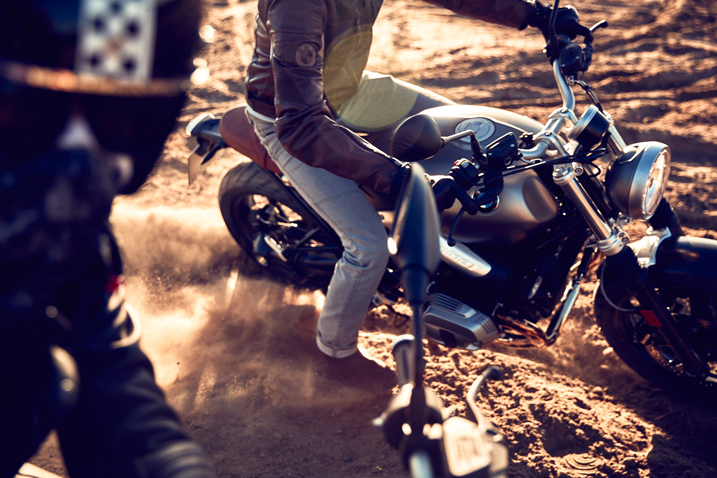 BMW Motorrad | Photo by Daniel Cramer