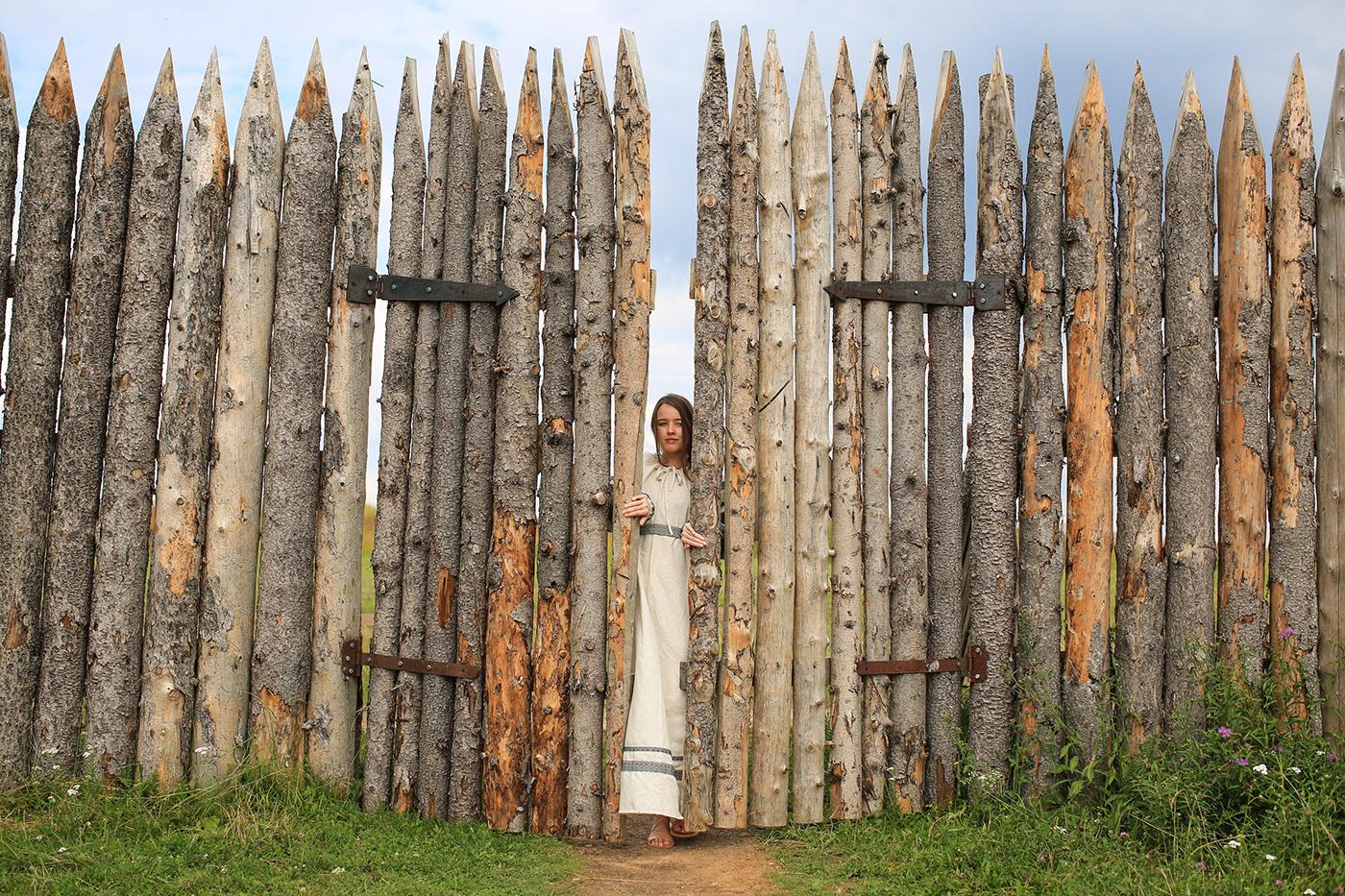 Ekaterina in Russia / фото Alexandre Mounayer