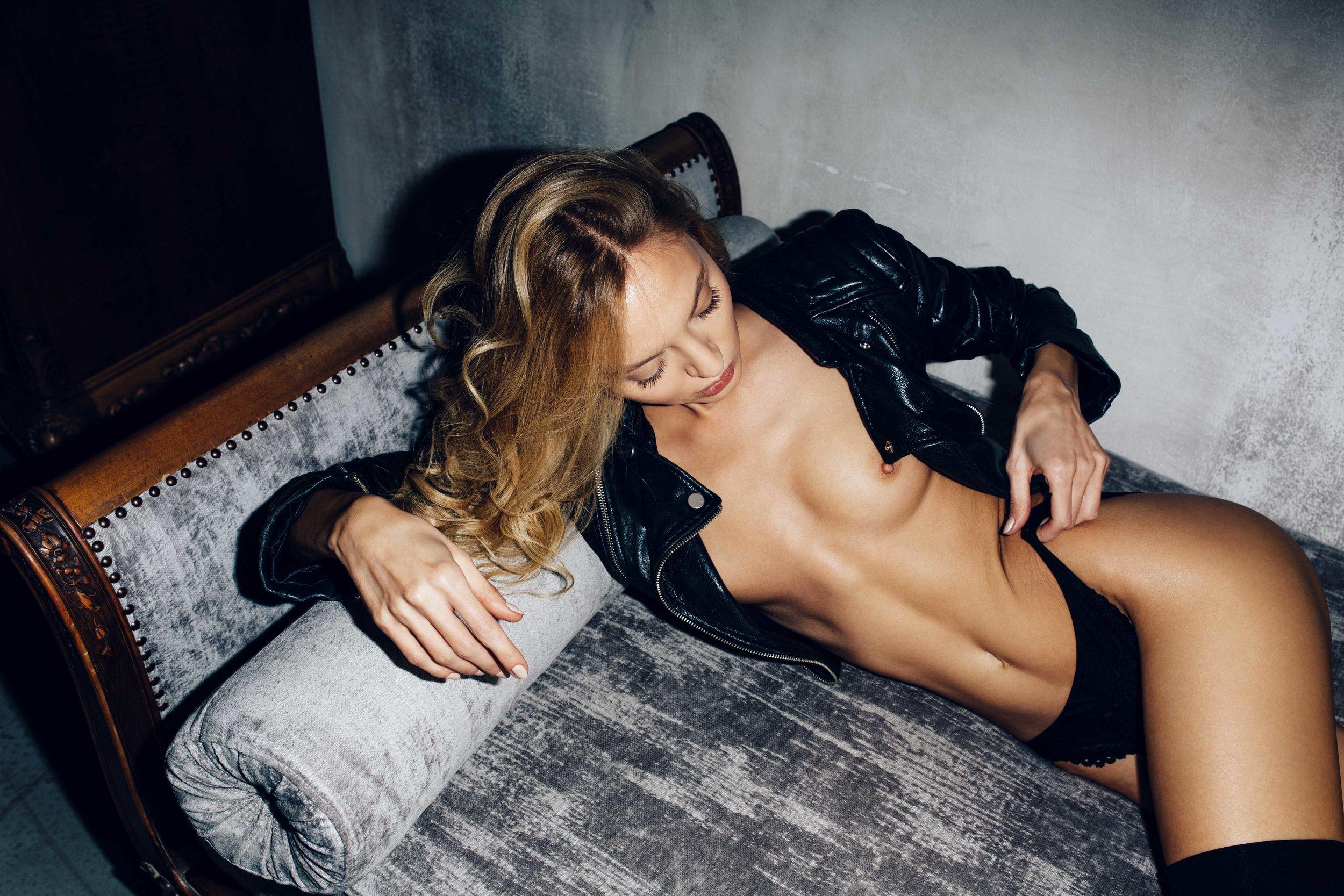 Sophie by Gabor Lenart