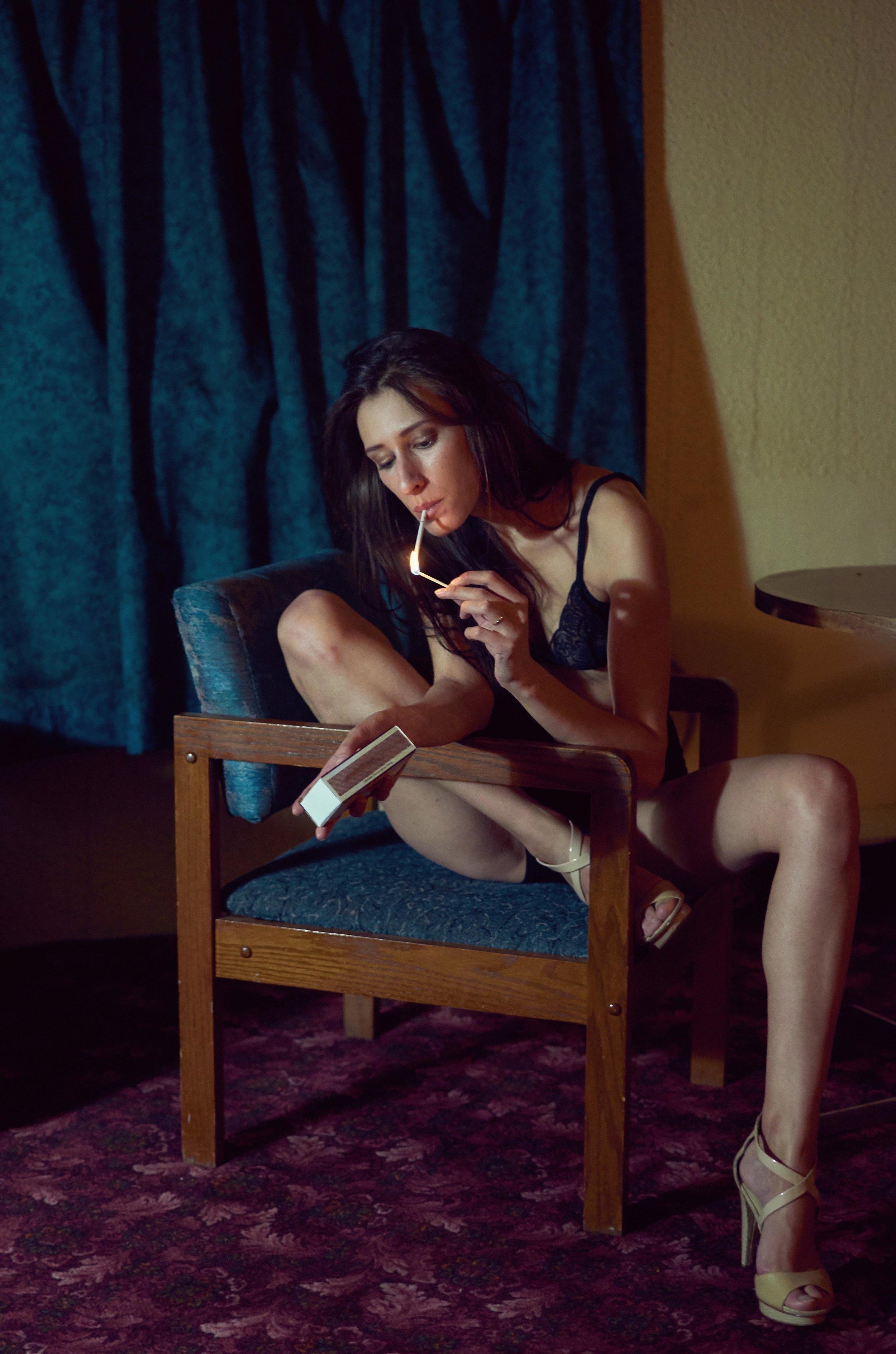 Kate Snig by Stefan Legacy