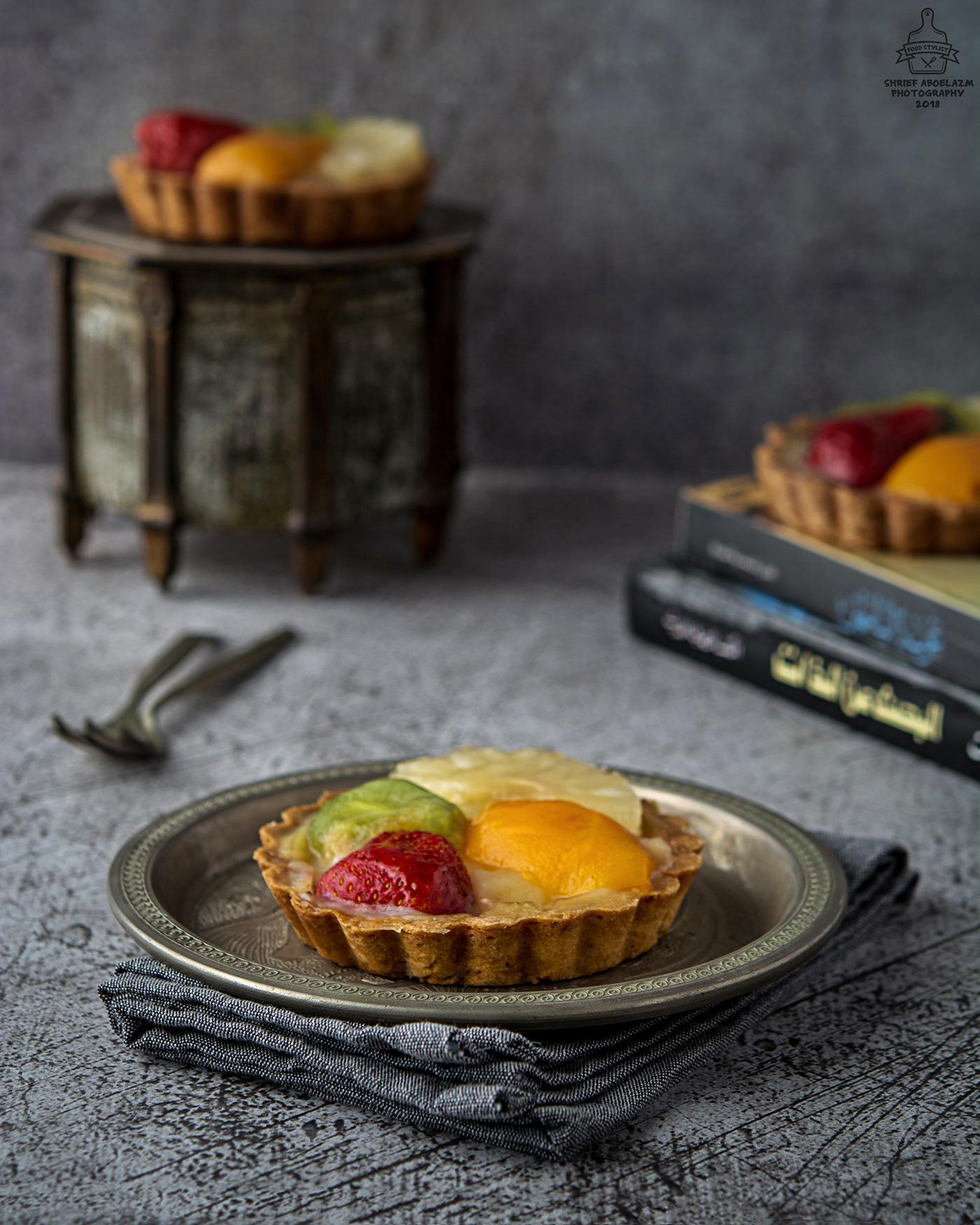 Десерты / Art director and food stylist Shrief Aboelazm