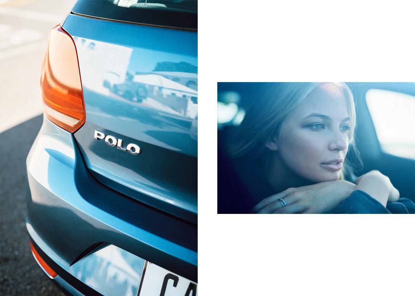VW Polo Lifestyle / фото Maximilian Motel