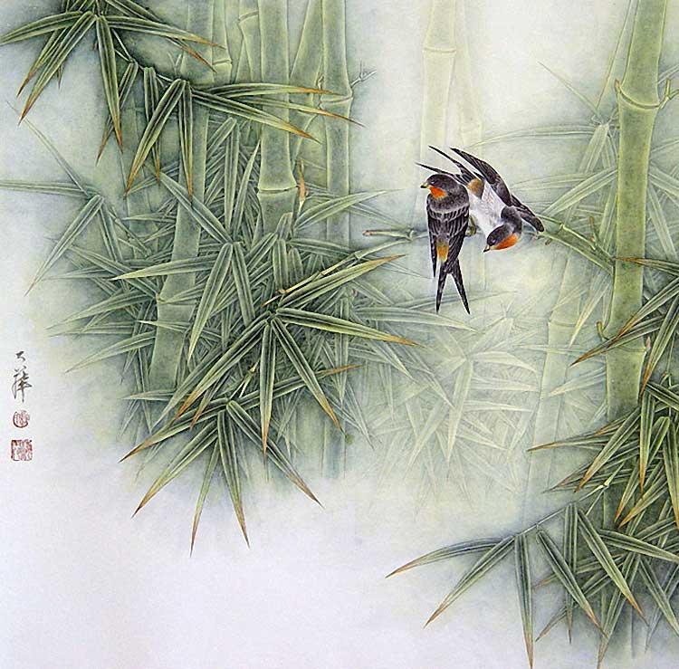 Китайский реализм Lou Dahua