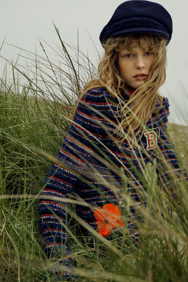 Marie Claire Italia august 18 | фото Marta Bevacqua модель Sabina Ruegg